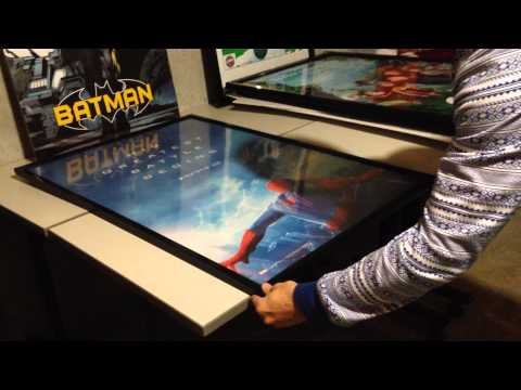 Poster Frame Light-box - Lighting Entertainment Display - How easy it is to frame poster