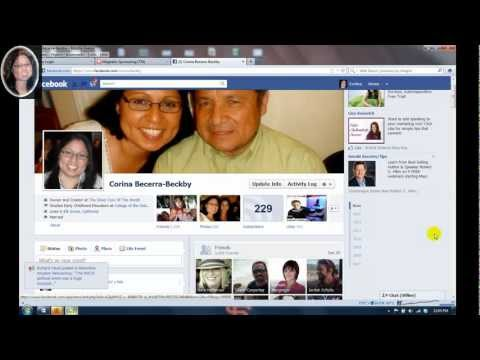 Facebook How To Manage Private Settings.mp4