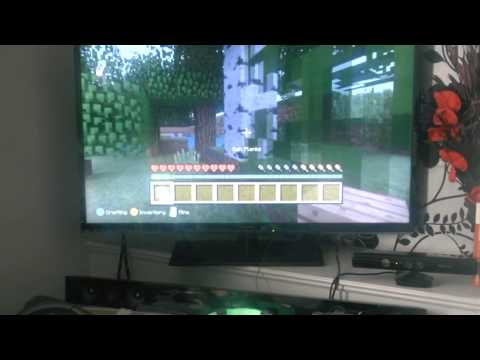 Minecraft Xbox Quest To Kill The Ender Dragon Part 1 Getting Started