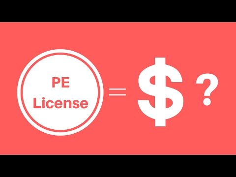 PE License OBTAINED | What RAISE To Expect?