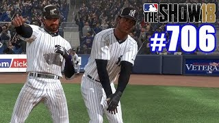 DANCING IN THE WORLD SERIES! | MLB The Show 18 | Road to the Show #706