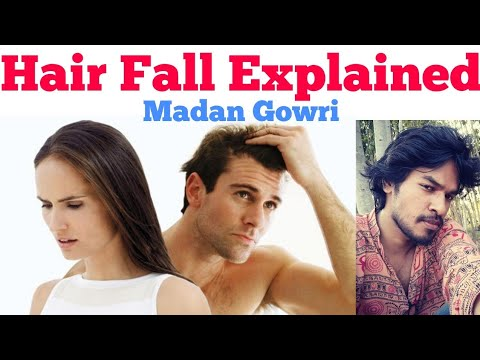 Hair Fall 🙇| Tamil | Madan Gowri | MG