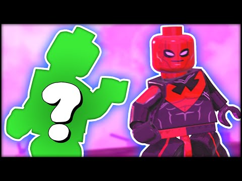 LEGO BATMAN 3 - CUSTOMS! Spider-Man & BlitzBot!
