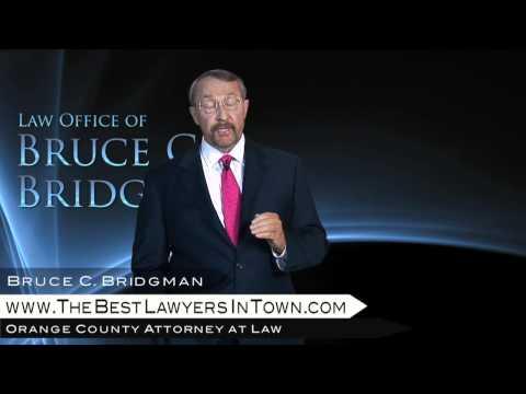 Choosing an Orange County Attorney
