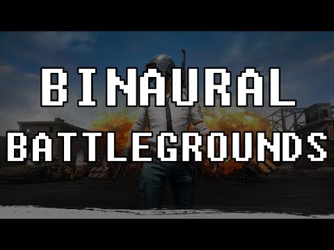 What is binaural audio, and how do I get it in PUBG?