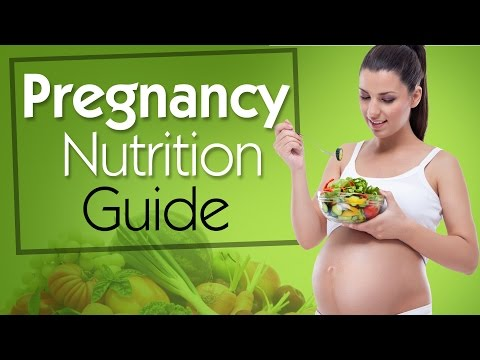 Healthy Pregnancy Tips - Eating Right During Pregnancy