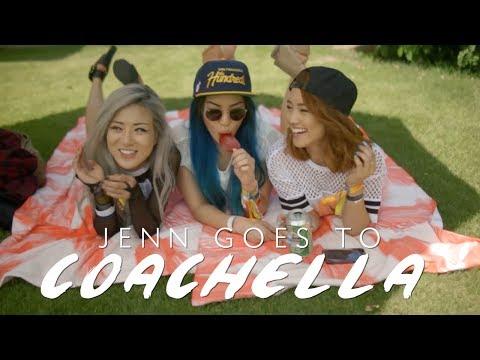 Jenn Goes to Coachella 2014