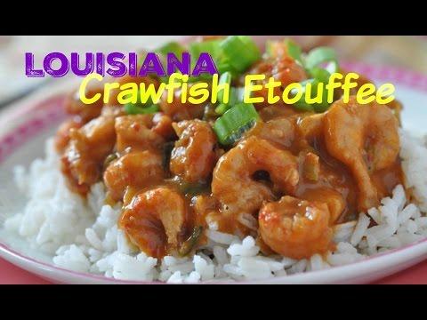 Easy Crawfish Etouffee Tops Louisiana Crawfish Recipes