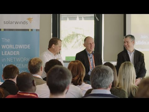 SolarWinds Partner Summit EMEA