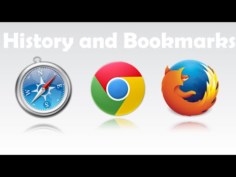 how to view deleted browsing history and bookmarks on google chrome and mozilla fire fox-windows7,8,