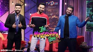 The Mazedaar Show With Aadi Faizan   Waseem Badami   TV One