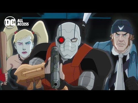 SUICIDE SQUAD: HELL TO PAY – World Premiere w/ Cast & Crew