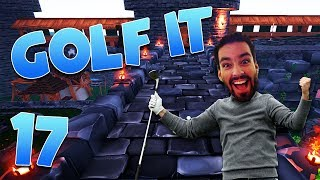 Every Time Nanners Fails, I Feel Better! (Golf It #17)
