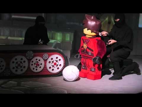 Vlog: Legoland malaysia 2015 : The Ninjago Show