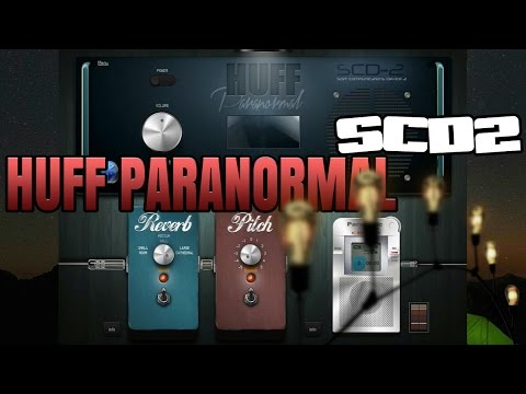 Huff Paranormal SCD-2 by GHOSTHUNTERAPPS™ - HOW TO / TUTORIAL