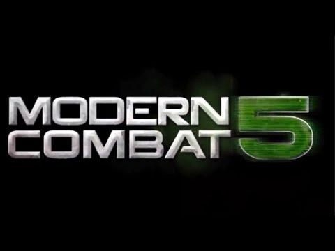 Modern Combat 5: Blackout Gameplay iPad App (First Look)