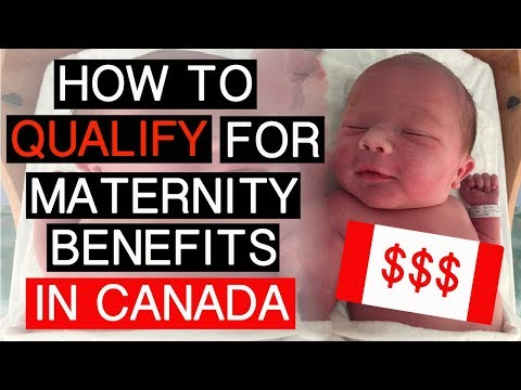 How to Qualify for Maternity Benefits | CANADA
