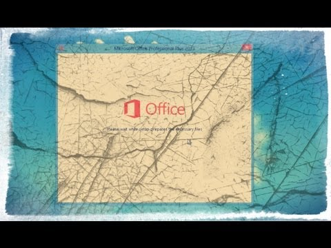 How to Install Office 2013 on Windows 8