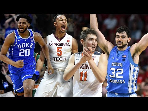 Way Too Early Top 4 ACC Basketball Teams For 2018-19 Season