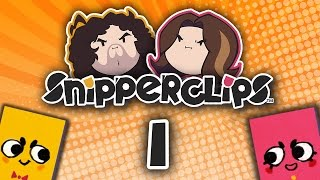 Snipperclips: Clipping Eachother - PART 1 - Game Grumps