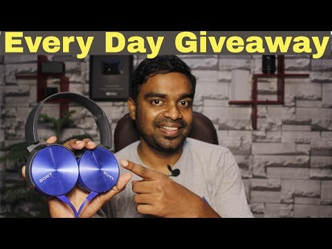 Every Day Giveaway - Giveaway Results - New Giveaway Updates