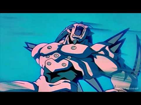 DBGT - Gogeta (SSJ4) Uses Big Bang Kamehameha Against Omega Shenron ~ Remastered [720p HD]