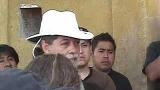 Filmación de viaje redondo en Coahuila