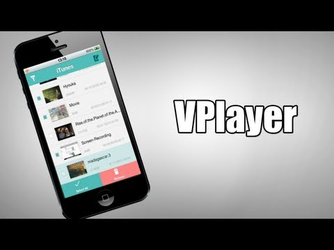 Best iPhone Video Player App! VPlayer Review