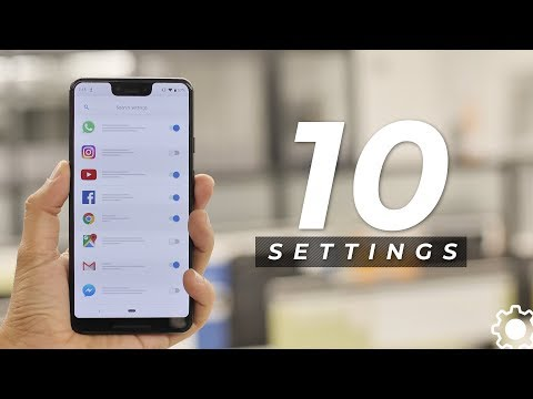10 Settings You Should Change Right Away!