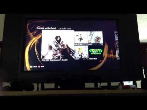 How to download free Xbox games!! No jtag no survey no computer required!