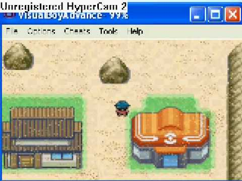 Pokemon Light Platinum Adventure