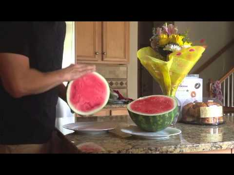 Watermelon Storing Test (Up Or Down)