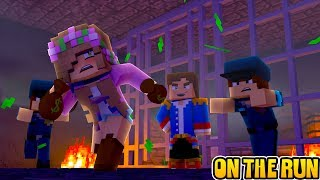DONNY SENDS THE COPS AFTER LITTLE KELLY! | Minecraft Royal Family