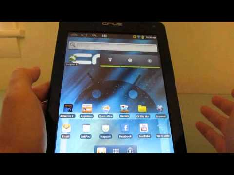 Velocity Micro Cruz T408 Android tablet review