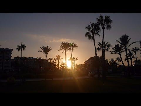 Mallorca Urlaub 2015 Cala Millor Palma de Mallorca September GoPro 4 GoPro4 Full HD Majorka Majorca
