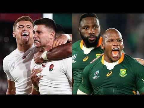 South Africa vs England - Rugby World Cup 2019 Final Trailer ᴴᴰ