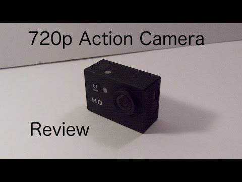 720p Action Camera: Review. Is it the cheapest Action Camera you can buy?