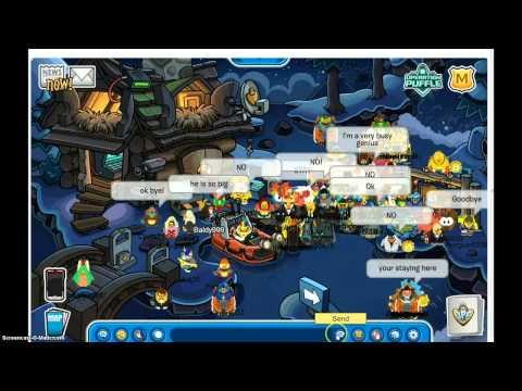 Club Penguin: Meeting Herbert 2013