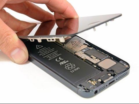 iPhone Repair: iPhone 5 Battery