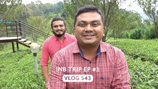 INB Trip Ep #1 Flag off from Munnar to Kochi