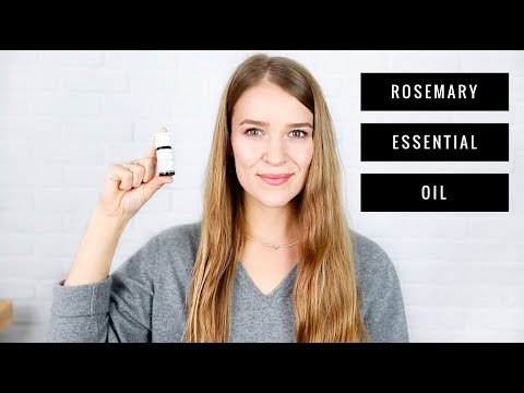 Rosemary Essential Oil + How to use Essential Oils | Ula Blocksage