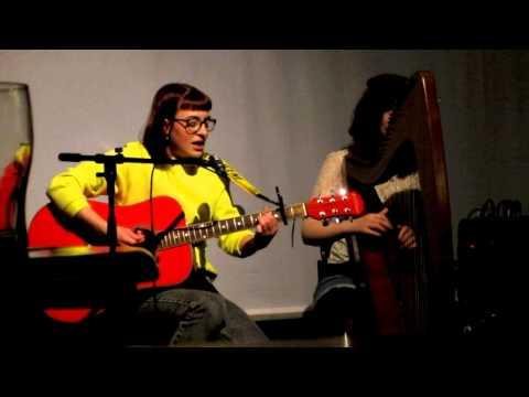 Alice Ostapjuk & Grainne Meyer - War Cry - The Woolpack, York, 17/4/14