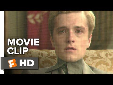 The Hunger Games: Mockingjay - Part 1 Movie CLIP #3 - Peeta Warns Katniss (2014) - Movie HD
