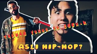 EVERYTHING WRONG WITH CHEN-K AND ASLI HIP-HOP DISS    TALHA YUNUS VS CHEN-K EXPLAINED   