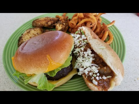 Air Fryer GameDay Food Burgers,Hot dogs,Wings & Fries Airfryer Breville Cooks Essentials Paula Deen