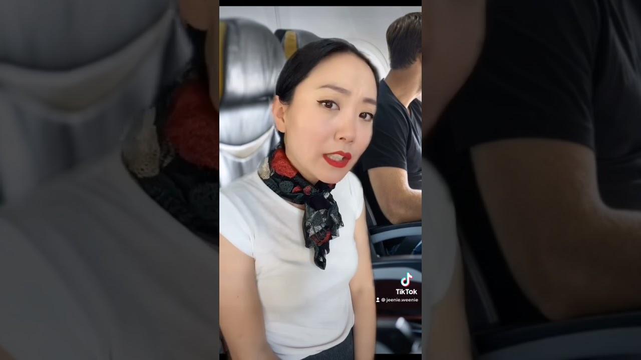 Real 'Karen' passenger story 😒 #shorts
