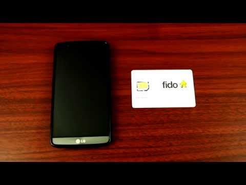 LG G3 - Does the G3 Phone from Rogers work with the Fido wireless network?