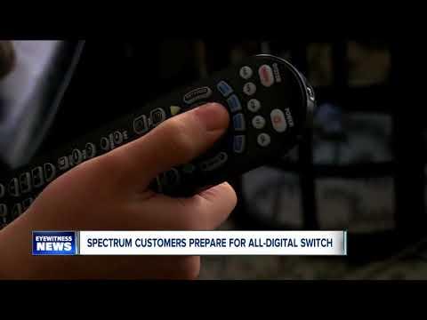 Spectrum digital switch