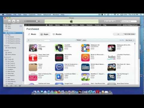 Apple iCloud Live Demo and Review (New iTunes Cloud)