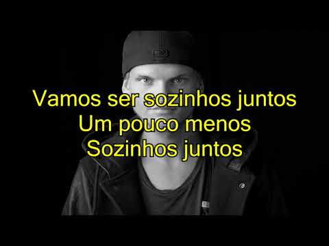 Avicii - Lonely Together [tradução/português] Feat. Rita Ora (letra)
